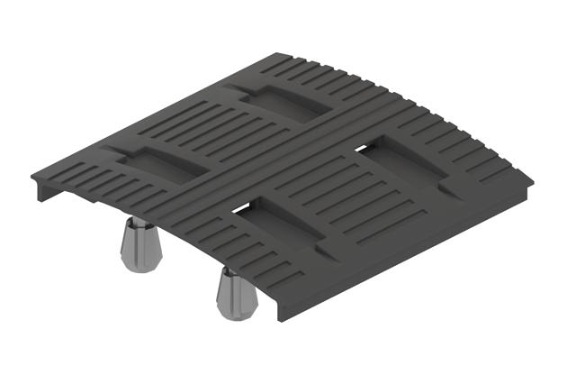 Module corps noir