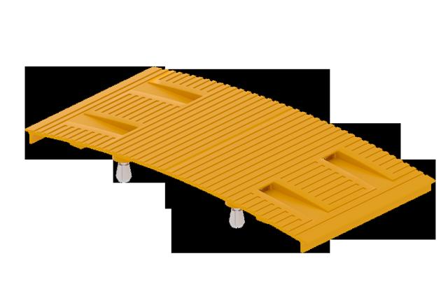 Módulo intermedio amarillo