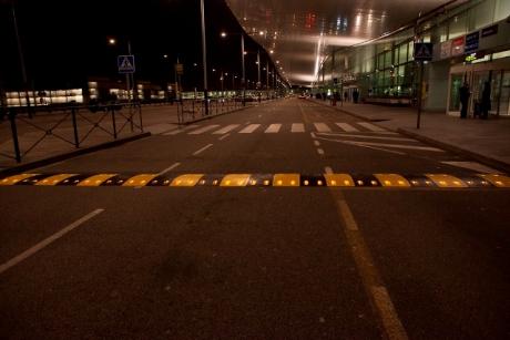 Banda Reductora de Velocidad en Aeropuerto de Barcelona - Imagen 4