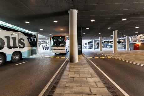 Substitución de Badenes de Caucho por ECOBAM RDV en Aeropuerto de Barcelona - Portfolio