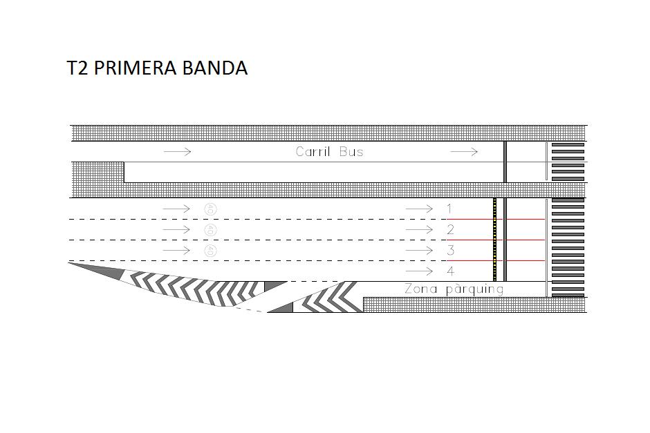 Badén Reductor de Velocidad en Aeropuerto de Barcelona - Imagen 3