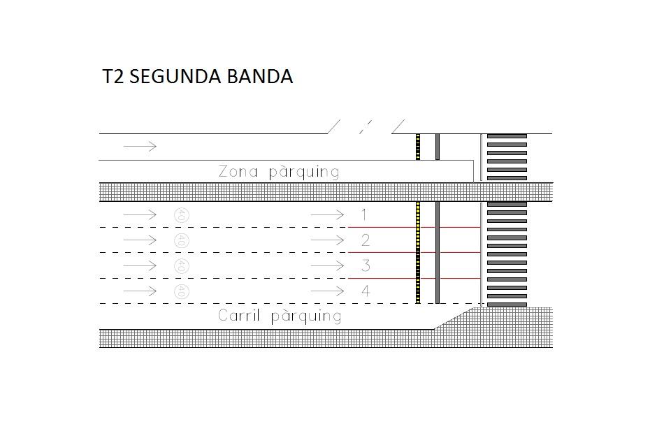 Badén Reductor de Velocidad en Aeropuerto de Barcelona - Imagen 4
