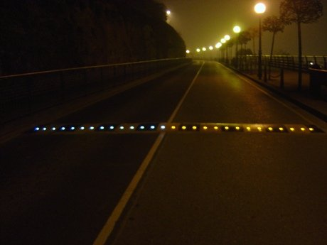 Ecobam RDV 800/50 con su sistema LED de iluminación permanente