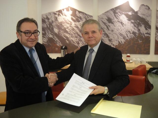 Acuerdo de distribución de productos ECOBAM para Mexico